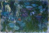 Water Lilies II Posters por Claude Monet