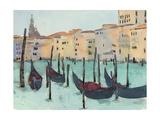 Venice Plein Air VII Premium Giclee Print by Samuel Dixon