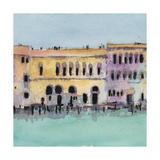 Venice Plein Air VI Premium Giclee Print by Samuel Dixon