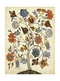 Vintage Tree of Life Reproduction giclée Premium par Naomi McCavitt