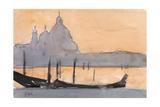 Venice Watercolors X Posters by Samuel Dixon