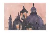 Venice Watercolors XI Art by Samuel Dixon