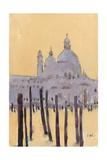 Venice Watercolors VIII Posters by Samuel Dixon