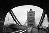 Tower Bridge in London in United Kingdoms. Reproduction photographique par Songquan Deng