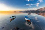 Bafa Lake, Turkey Reproduction photographique par Nejdet Duzen