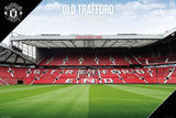 Man Utd Old Trafford 2017-2018 Posters