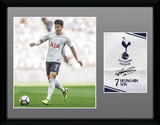 Tottenham Son 17/18 Collector-tryk