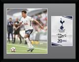 Tottenham Alli 17/18 Collector-tryk