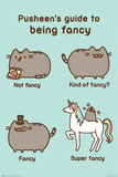 Pusheen Super Fancy Prints