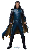 Thor Ragnarock - Loki Cardboard Cutouts