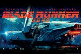 Blade Runner 2049 (Flying Car) Print