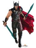 Thor Ragnarock - Thor Cardboard Cutouts