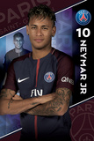 Psg (Neymar Jr 17/18) Posters