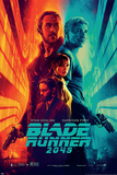 Blade Runner 2049 (Fire & Ice) Posters
