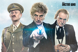 Doctor Who (Twice Upon A Time) Poster