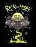 Rick and Morty Samletrykk