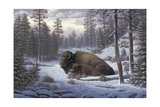 The Guardian Giclee Print by R.W. Hedge