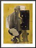 Untitled, 1944 Impressão giclée emoldurada por Robert Motherwell