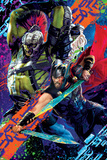 Thor: Ragnarok - Thor, Hulk Affiche