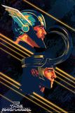 Thor: Ragnarok - Thor, Loki Print