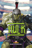 Thor: Ragnarok - Hulk Plakater