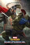Thor: Ragnarok - Thor, Hulk Photo