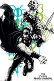 Thor: Ragnarok - Thor, Hulk Prints