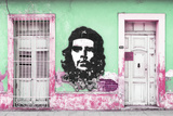 Cuba Fuerte Collection - Cuban House IV Fotografisk trykk av Philippe Hugonnard