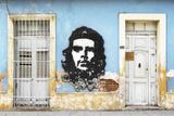 Cuba Fuerte Collection - Cuban House Fotografisk trykk av Philippe Hugonnard