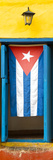 Cuba Fuerte Collection Panoramic - Cuban Flag Photographic Print by Philippe Hugonnard