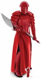 Star Wars: The Last Jedi - Praetorian Guard Spear - Mini Cutout Included Pappfigurer
