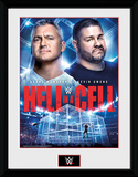 WWE - Hell in a Cell 2017 Samletrykk