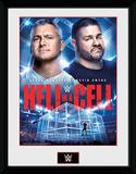 WWE - Hell in a Cell 2017 Sammlerdruck
