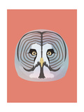 Owl Posters by Meagan Jurvis
