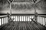 Cuba Fuerte Collection B&W - Ocean View Reproduction photographique par Philippe Hugonnard