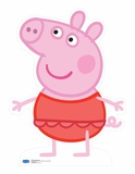 Peppa Pig - Swimsuit - Mini Cardboard Cutout Sagomedi cartone