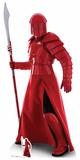Star Wars: The Last Jedi - Praetorian Guard Naginata - Mini Cutout Included Figura de cartón