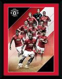 Manchester United - 17/18 Sammlerdruck
