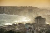 Cuba Fuerte Collection - Havana Sunrise III Fotografie-Druck von Philippe Hugonnard