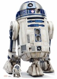 Star Wars: The Last Jedi - R2-D2 - Mini Cutout Included Pappfigurer
