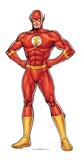 The Flash DC - Mini Cardboard Cutout Figura de cartón