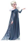 Olafs Frozen Adventure - Elsa Cardboard Cutouts