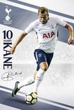 Tottenham - Kane 17/18 Plakater