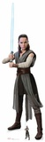 Star Wars: The Last Jedi - Rey Lightsaber - Mini Cutout Included Pappfigurer