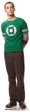 Dr Sheldon Cooper - Mini Cardboard Cutout Papfigurer