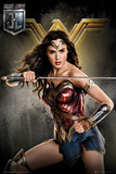 Justice League - Wonder Woman Stampe