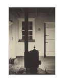 Doylestown House, The Stove, about 1917 Posters par Charles Sheeler