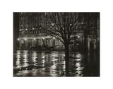 Reflections—Night (New York), 1897 Poster von Alfred Stieglitz