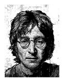 Lennon Stampa giclée di Neil Shigley