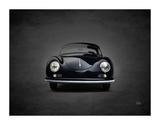 Porsche 356 Giclee Print by Mark Rogan